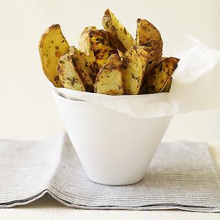 Roasted Herb Potato Wedges.
