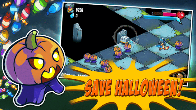 Slashy Hero APK screenshot thumbnail 5