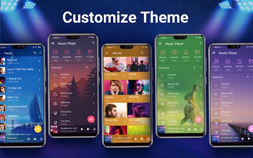 Music Player screenshot 3