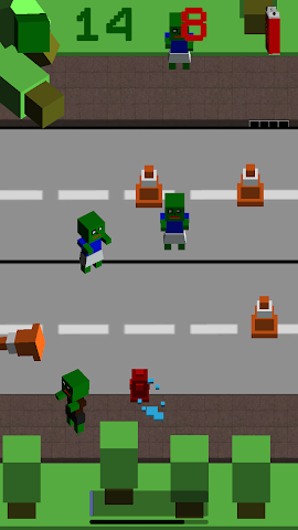 android Zombie Crush Screenshot 2