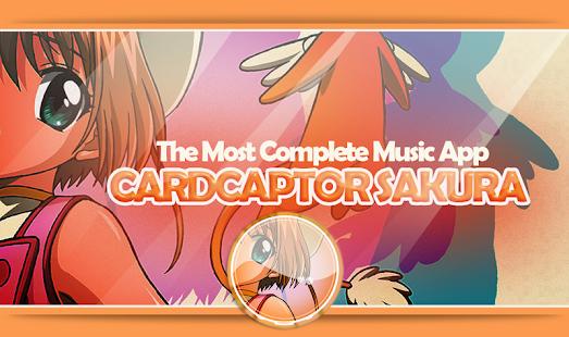 Cardcaptor Sakura Songs & Lyrics, Complete. - náhled