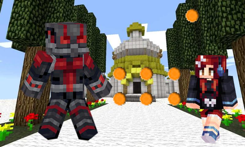 android Running Craft Hero Games Screenshot 1