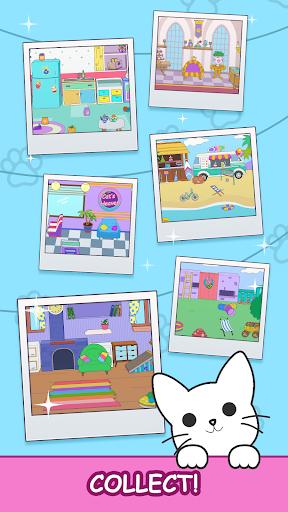 Cats Tower - Adorable Cat Game!  screenshots 8