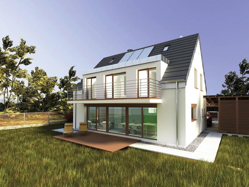 Pasywny projekt domu