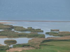 Photo: jezioro Van bez nieba