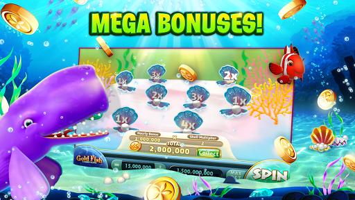 Gold Fish Casino Slots - FREE Slot Machine Games screenshot 3