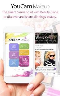 YouCam Makeup -Makeover Studio - screenshot thumbnail