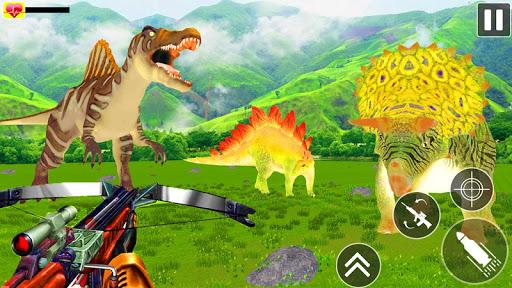 Jurassic Dinosaur Hunter Survival Dino 2020 apkpoly screenshots 3