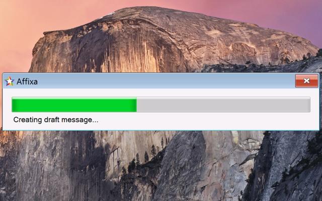 Affixa - Gmail (TM) Draft Display