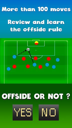 オフサイドサッカーのルール