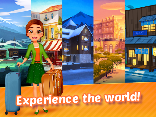 Delicious World - Romantic Cooking Game 1.8.7 screenshots 9