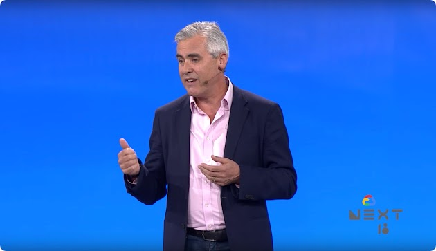 Target's CIO on increasing the productivity and stability of their databases with Google Cloud