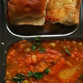 Pav Bhaji Recipe | Home Style Pav Bhaji