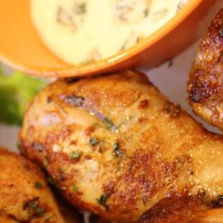 Spicy Hot Chicken Legs.