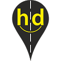 highway delite -Discover, Travel & Plan Road Trips icon