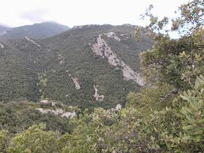 Photo: Puigconté depuis le Grau de la Paradella