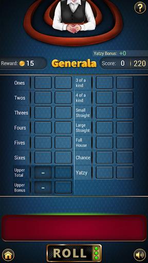 Yatzy - Offline Free Dice Games 2.1 screenshots 16