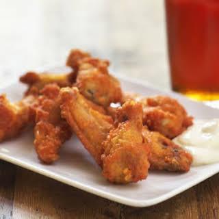 Tabasco Chicken Wings.