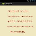 Samuel Saidu3 icon