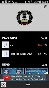 Helina Radio Las Vegas - náhled