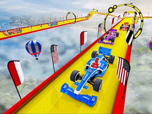 Gt Formula Car Racing Stunts : Impossible Tracks 1.3 screenshots 10