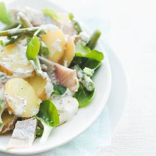 Salade Van Haring & Aardappel