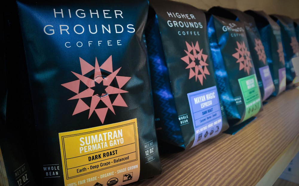 higher grounds coffee