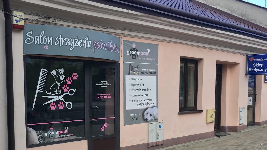 Salon Strzyżenia Psów Groompaul Psi Fryzjer Fryzjer Dla Zwierząt