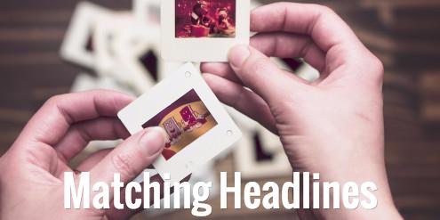 matching-headlines