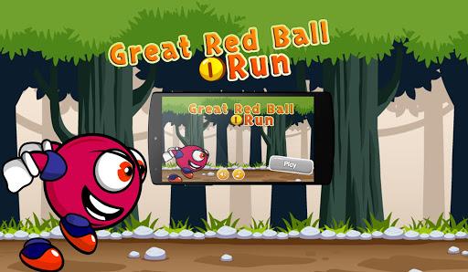 New Red Ball Run