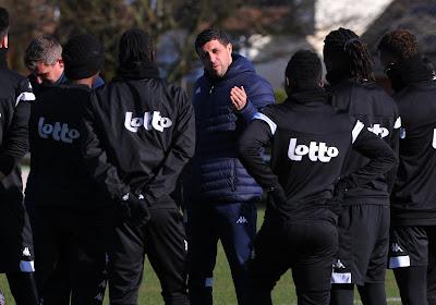 Le Club de Bruges, La Gantoise et Charleroi sortent du lot cette saison aux yeux de Nordin Jbari