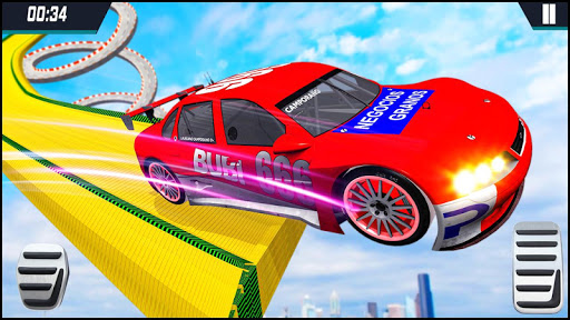 Hot Wheels Car Games: impossible stunt car tracks  screenshots 14