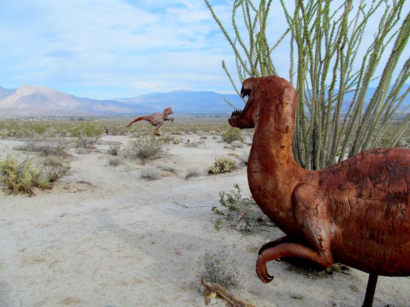 Photo: Dinosaurs