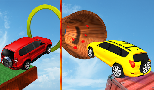 Car Racing Stunt Challenge 1.0 screenshots 9
