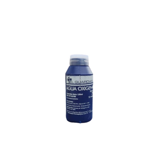 agua oxigenada guardian 120ml farmaquimica
