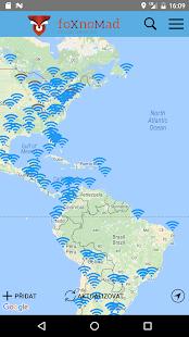 WiFox - náhled
