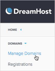 Manag Domains