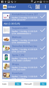 Shopping Manager screenshot 0