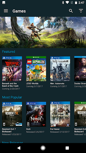 GameFly 6.60 screenshots 1