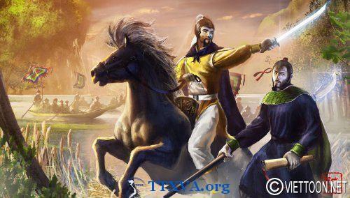 Lý Nam Đế và Triệu Quang Phục