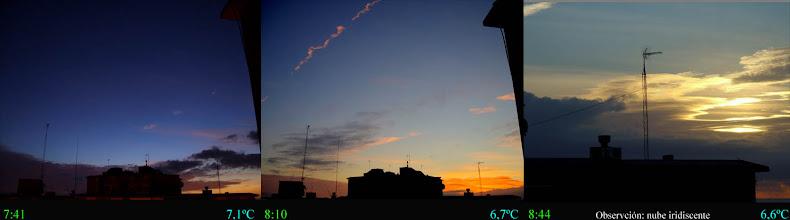 Photo: Amanecer del 3/01/10