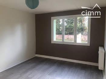 Appartement 3 pièces 50,99 m2