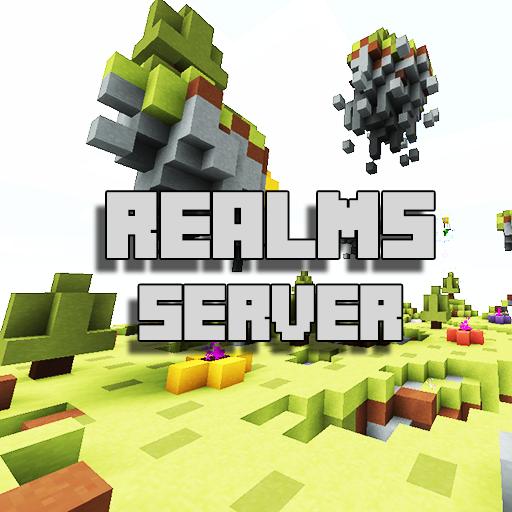minecraft pe realms download