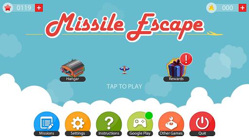 Missile Escape screenshots 1