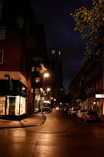 Photo: Wijnhaeve binası (Gece)