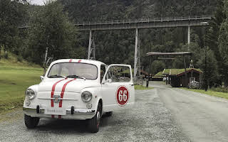 Fiat 600 D Saloon Rent Akershus