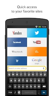 Yandex Browser Beta- screenshot thumbnail