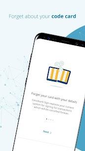 CaixaBank Sign – Digital Coordinate Card 6