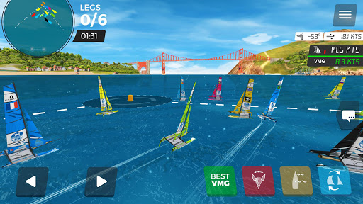 Virtual Regatta Inshore apktram screenshots 2