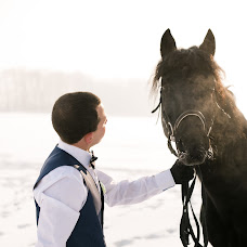Wedding photographer Pavel Glukhov (id235970011). Photo of 05.02.2018